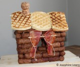 Jimmy Dean, a Sausage Log Cabin, and a Doh!
