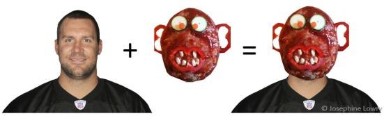 Ben Roethlisberger is a Meat Head