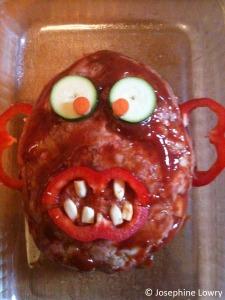 Raw Meatloaf Ben Roethlisberger
