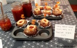 Inadequate Bloody Mary meat potato cups