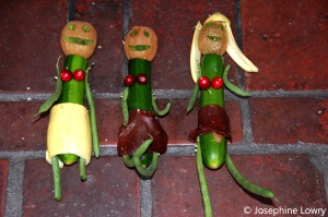 Zucchini ladies